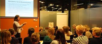 Kennisbijeenkomst 'Nut en noodzaak van publieksonderzoek'